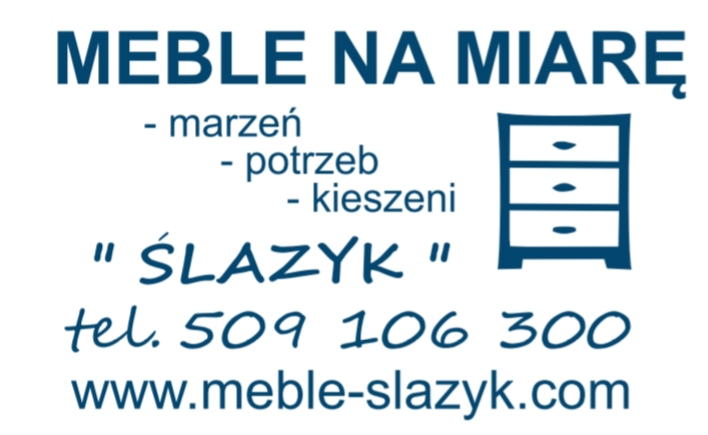 """JANUSZ ŚLAZYK MEBLE NA MIARĘ """"ŚLAZYK"""""""